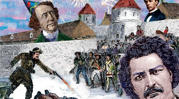 CONFEDERATION PART I: CONFEDERATION & RIEL