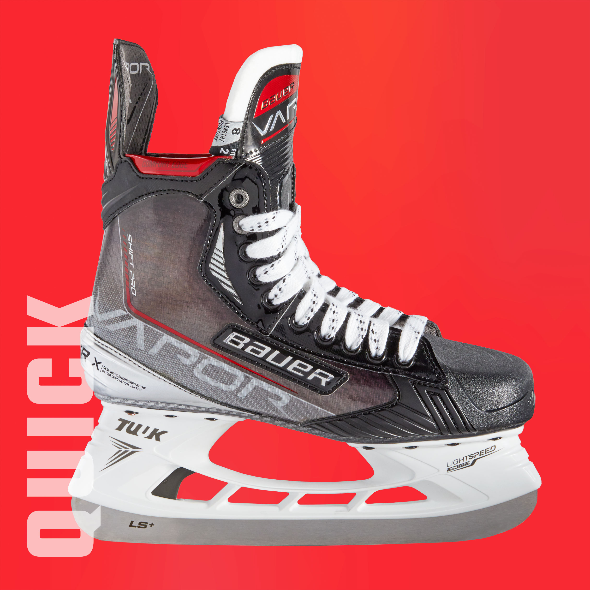 Source Exclusive Bauer Supreme Hockey Skates Only At Source For Sports