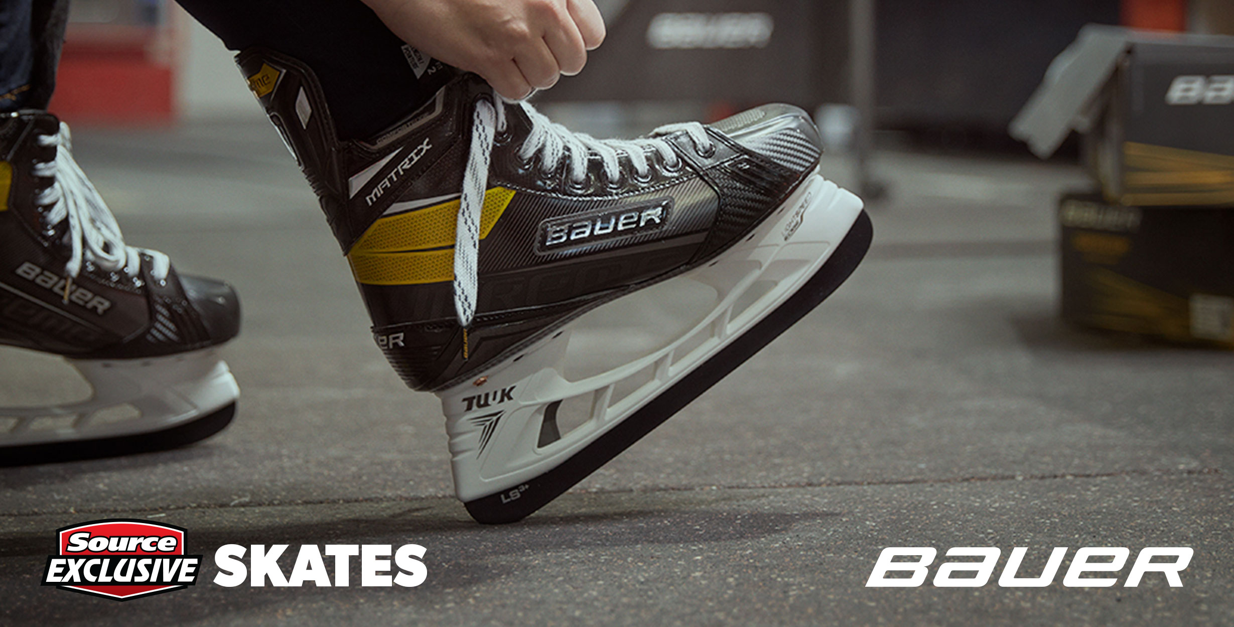 Shop Bauer Hockey Skates