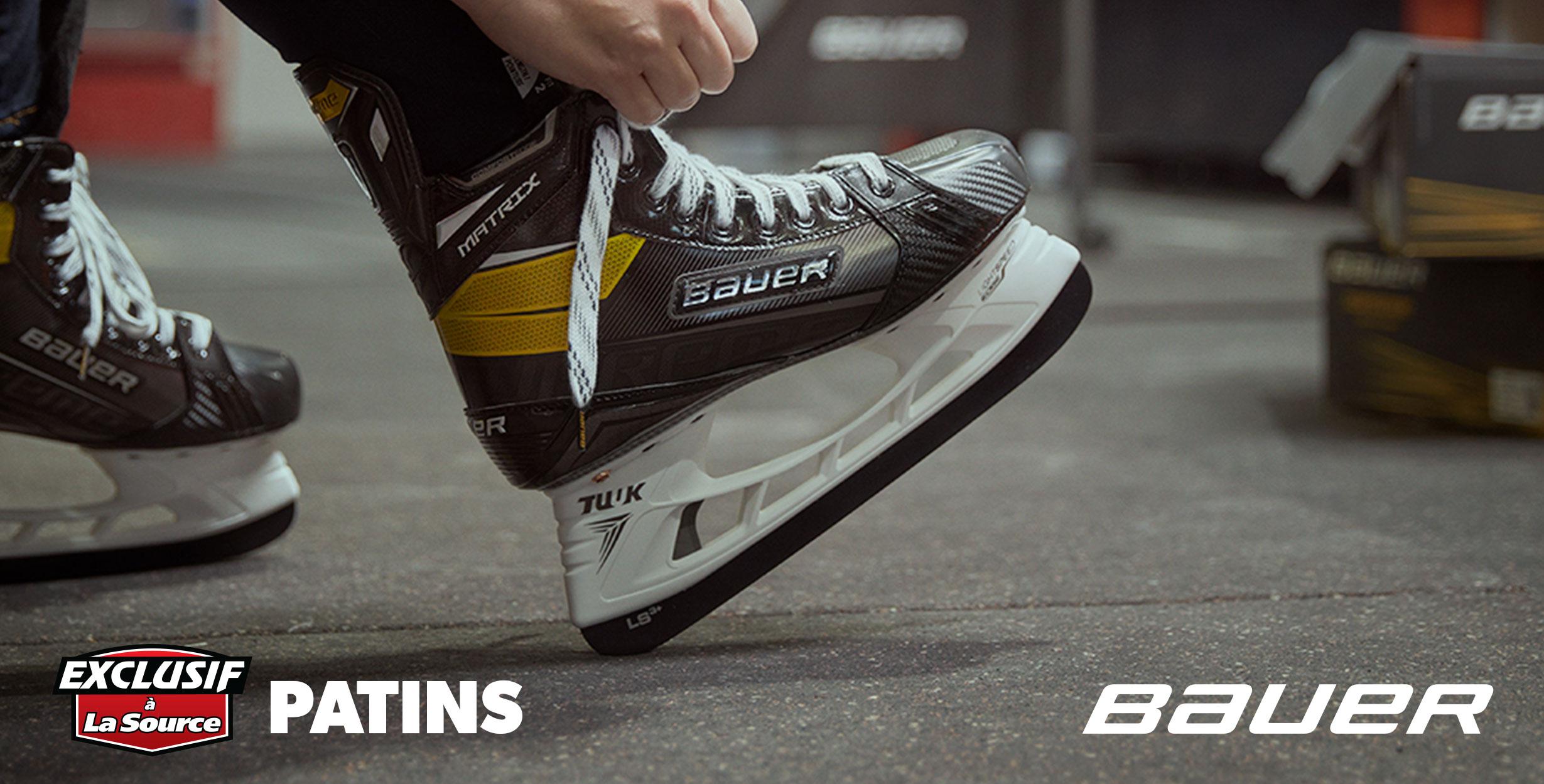 Shop Bauer Hockey Skates