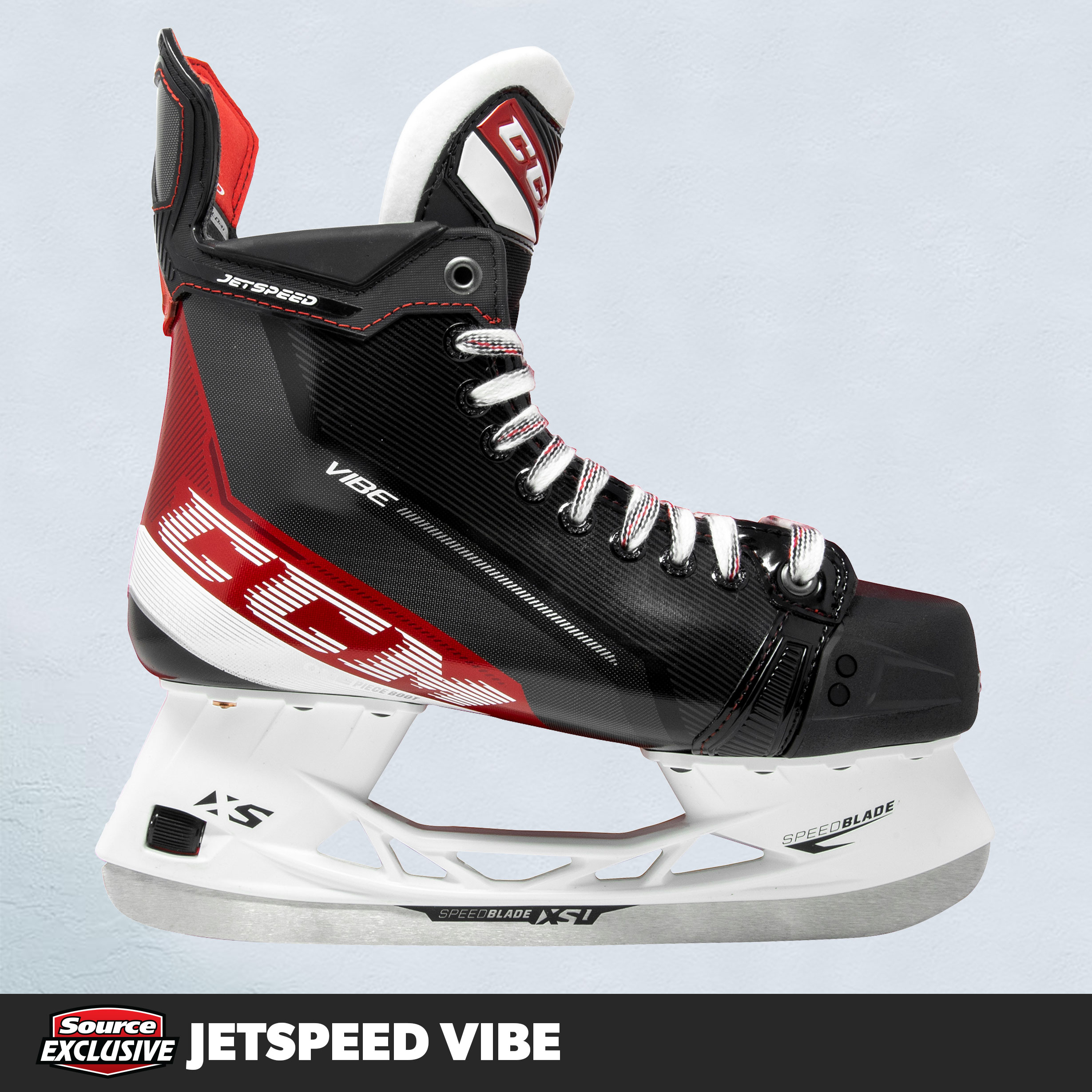 Shop The CCM JetSpeed Vibe Hockey Skates Only At Source For Sports.