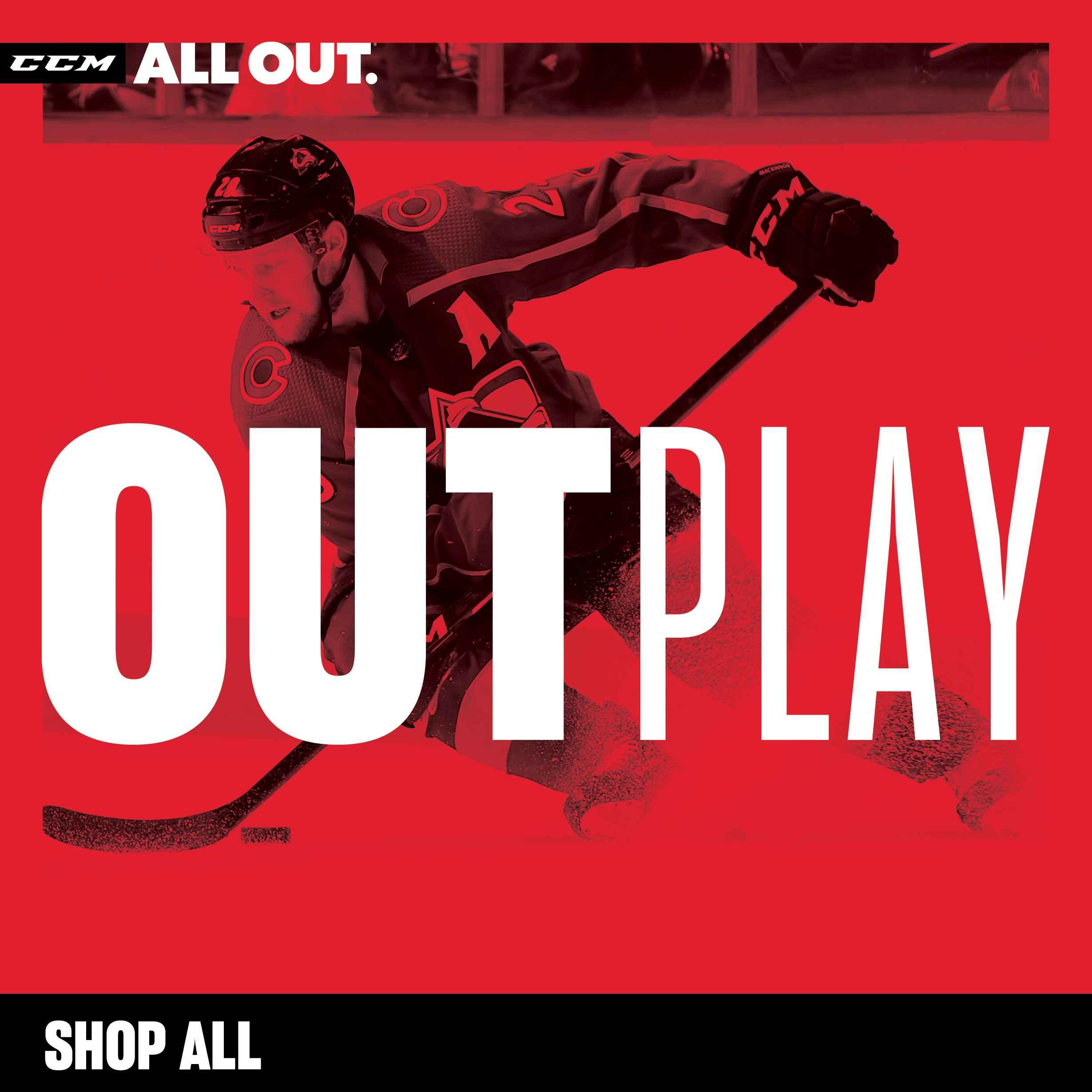 Shop All CCM Hockey Gear
