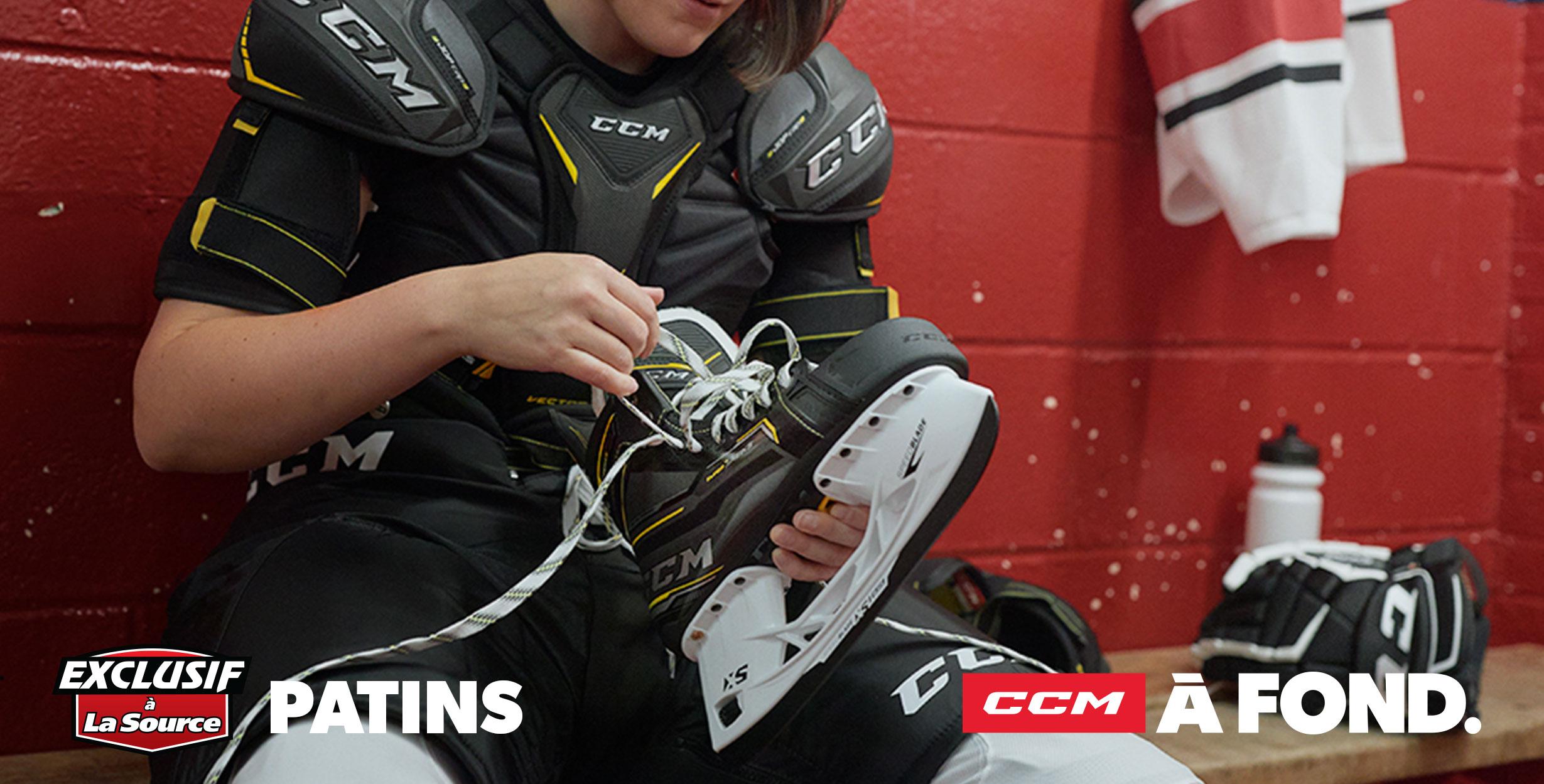 Shop CCM Hockey Skates