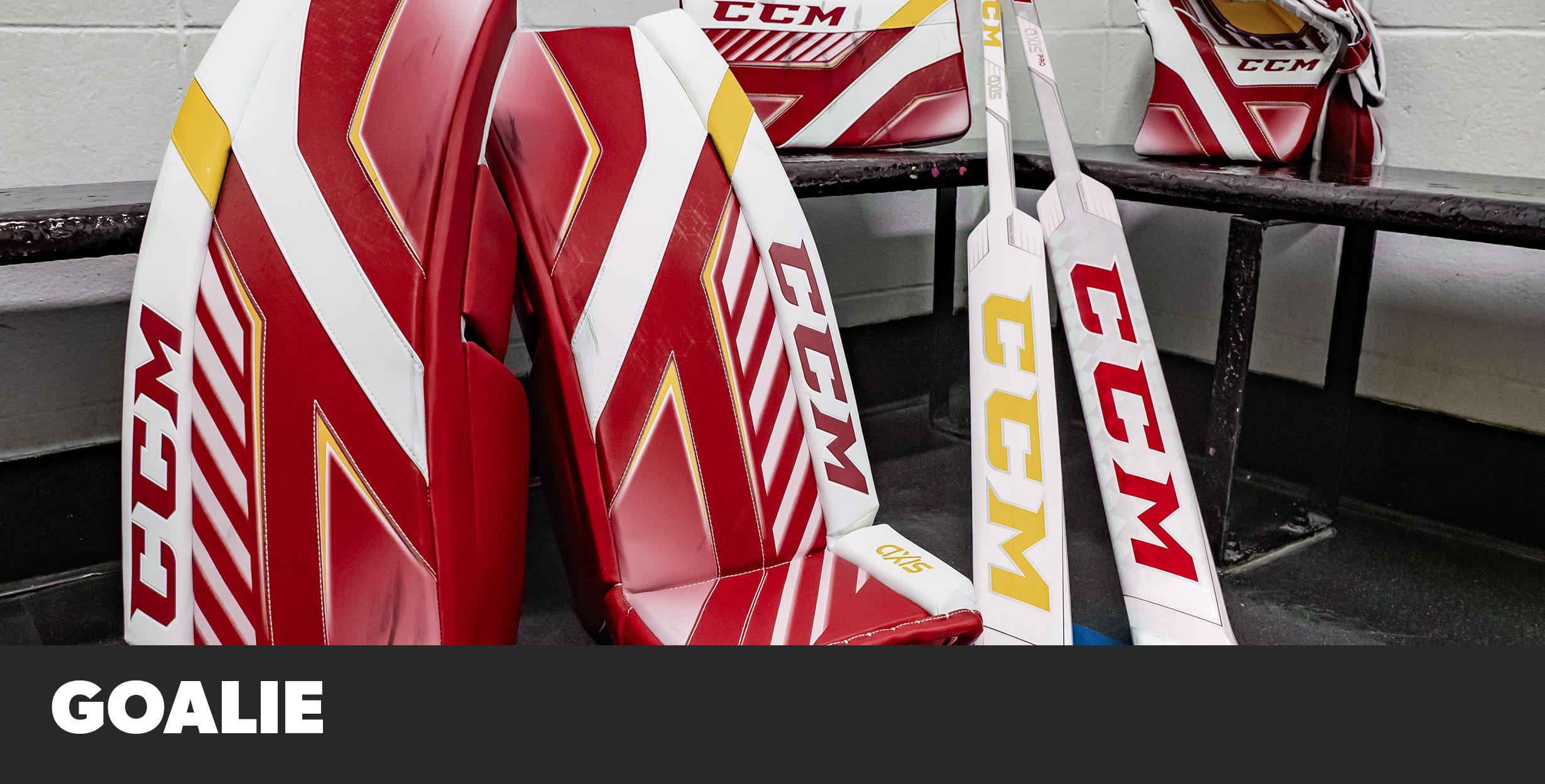 Shop Goalie Equipment & Gear