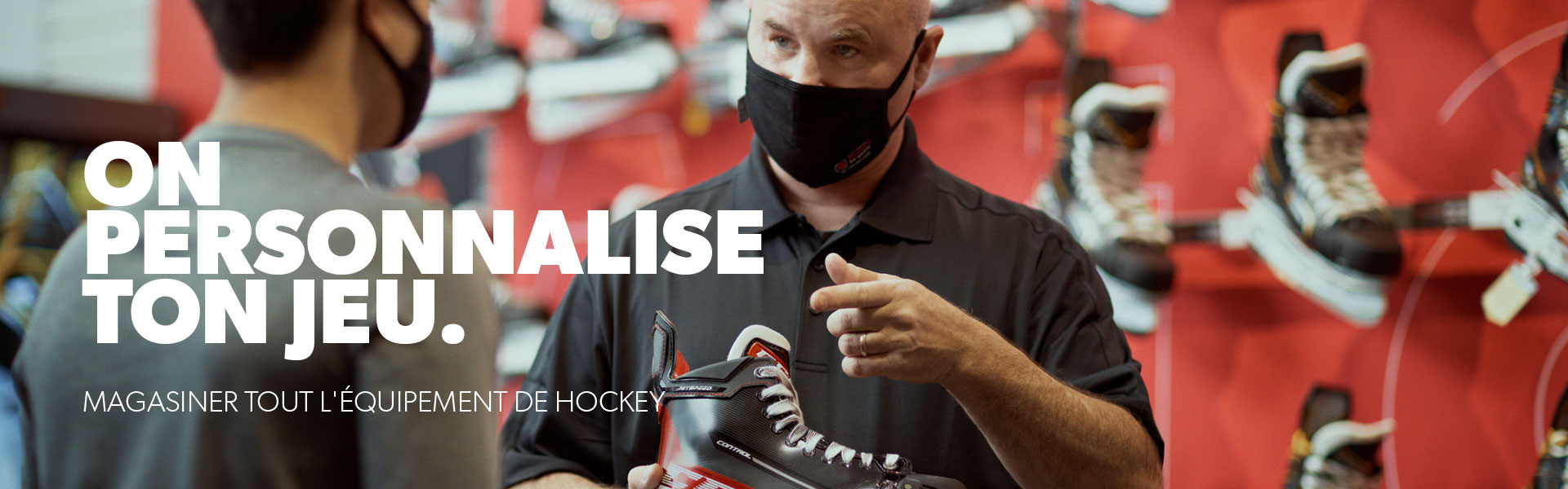Get Back To Hockey & Shop The Latest Selection Of the Best Brands At Competitive Prices. Shop the All-New Bauer Supreme and CCM Super Tacks Skates, Offering The Best Value For your Game. Let's Find What Fits Your Game This Season At Source For Sports.