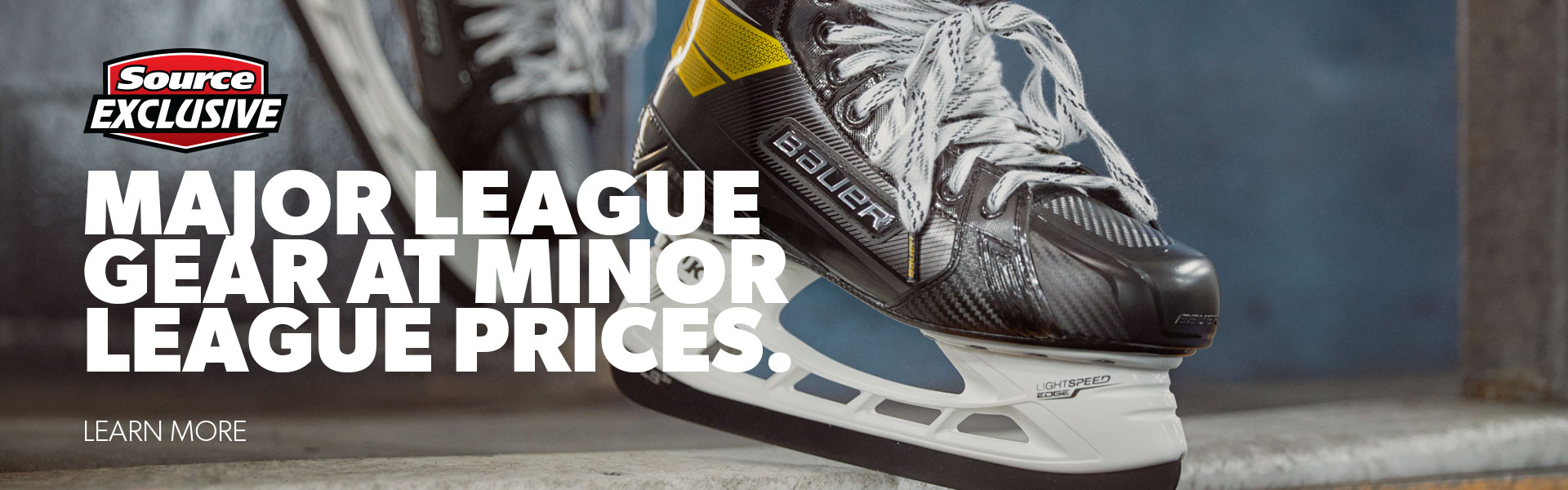 A Fit For Every Budget & Level Of Play. Check Out The Best Value In Hockey Skates Available Only At Source For Sports