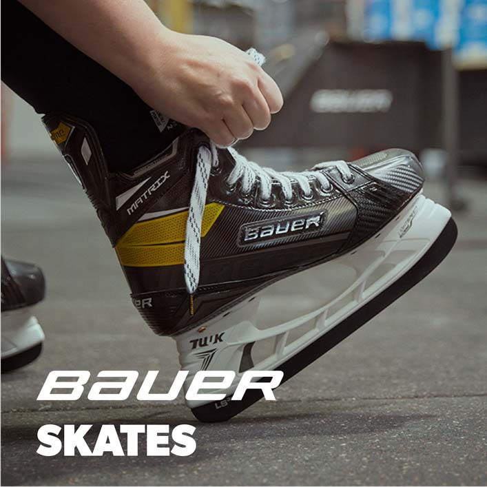 Bauer Supreme & Vapor Goalie Gear