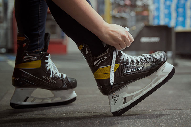 Skate Contouring | Source For Sports