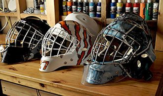 Evolution of the Goalie Mask | Source For Sports