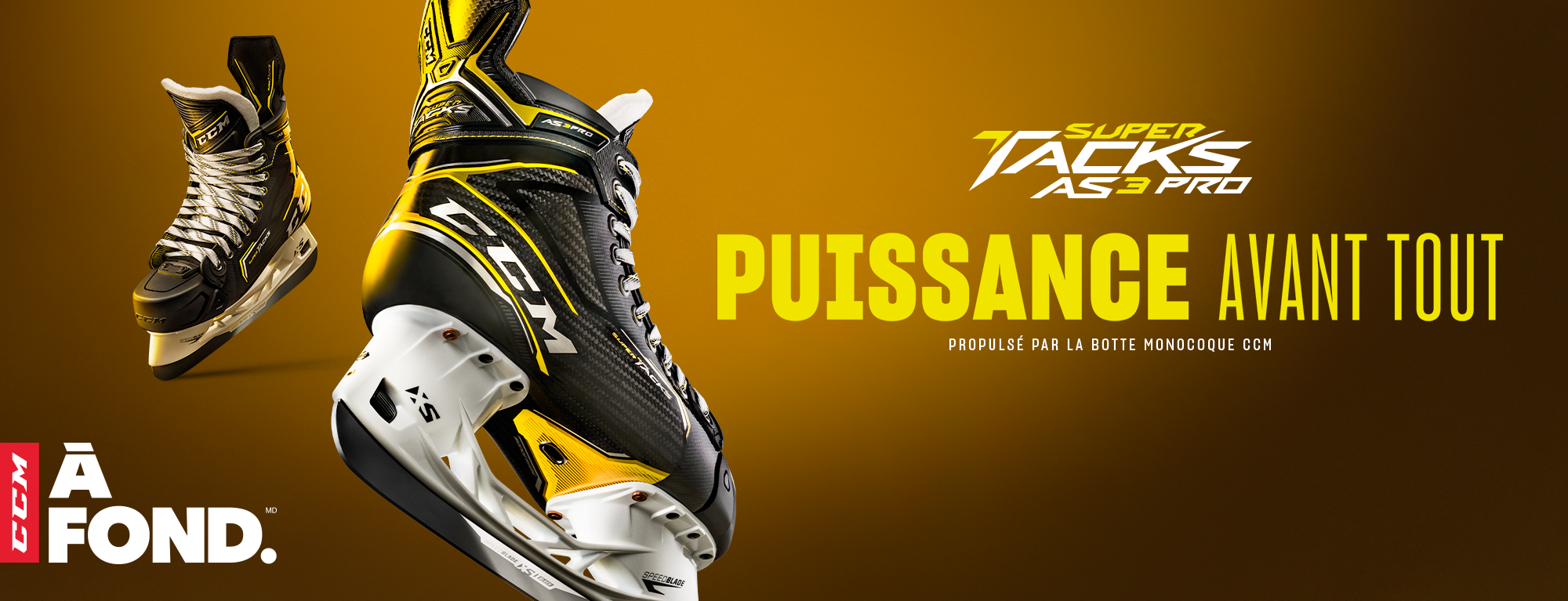 Shop The All-New CCM Super Tacks Hockey Skates For Sale In Store and Online At Your Local Source For Sports Near You.