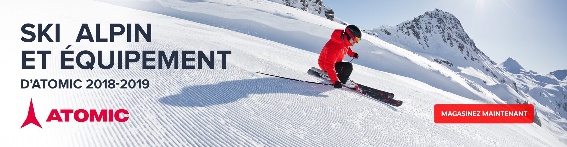 Shop Atomic Skis & Skiing Gear Available For Sale At Your Local Source For Sports Store.