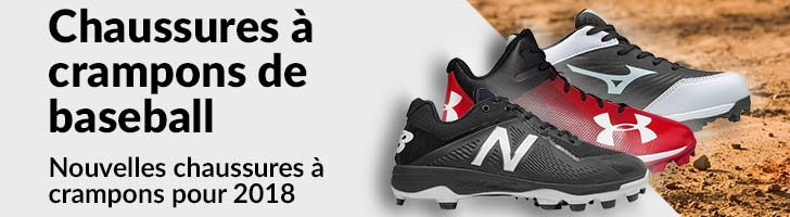 Browse our selection of new baseball cleats available for sale at Source For Sports near you