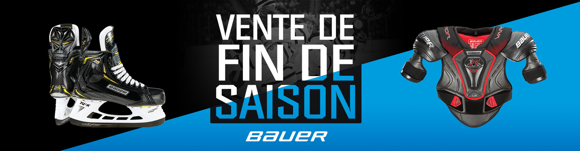 Save Big During Our Bauer End Of Season Sale At Your Local Source For Sports Hockey Store.