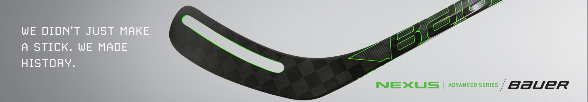 Shop The Bauer Nexus ADV Hockey Sticks For Sale In Store At Participating Source For Sports Near You.