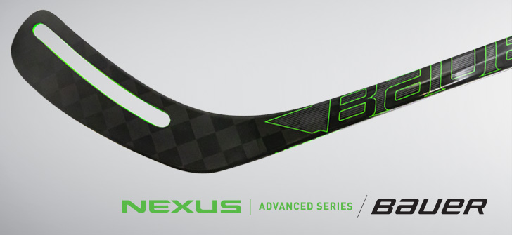 Shop The All-New Bauer Nexus ADV Hockey Sticks Available At Participating Source For Sports Hockey Stores In Canada.