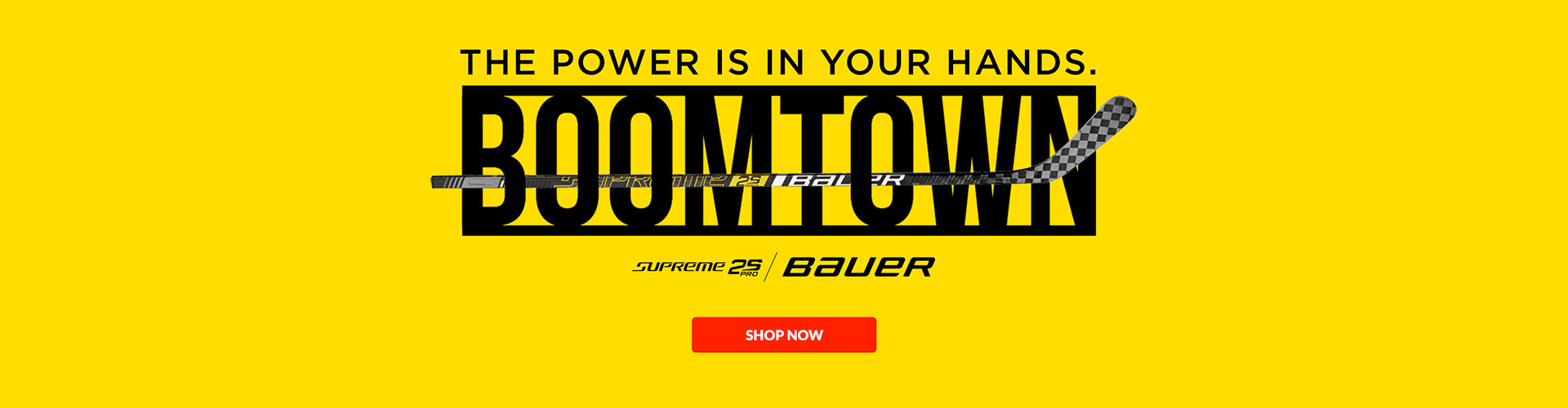 Shop The Bauer Supreme 2S Pro Hockey Stick Available For Sale At Source For Sports Stores Near You.
