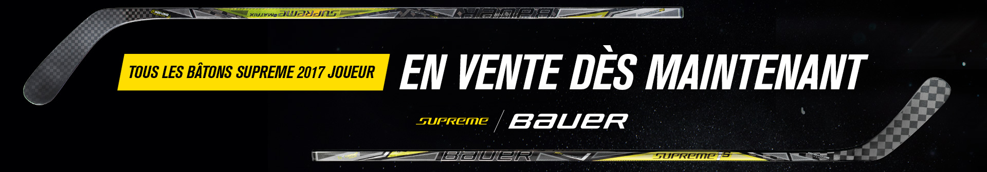 Save 20% Off All 2017 Bauer Supreme Player Hockey Sticks Available At Source For Sports.