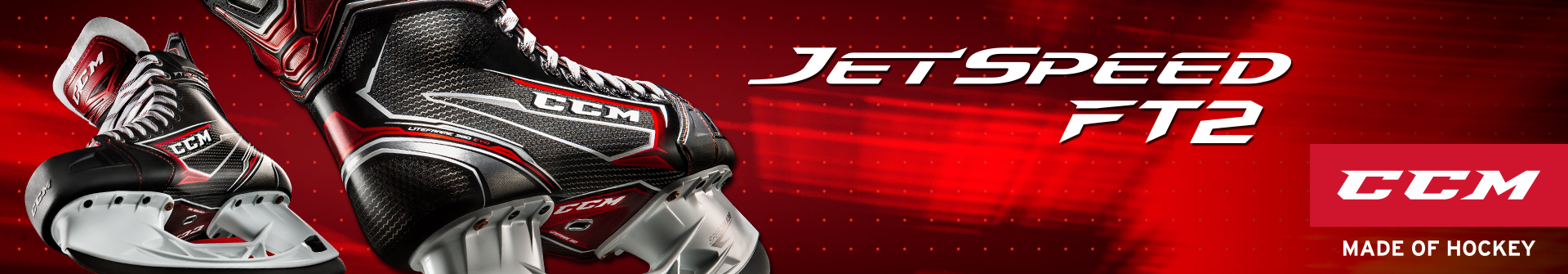 Shop The New CCM JetSpeed FT2 Hockey Skates Available For Sale Today Online & In Store At Your Local Source For Sports Near You.