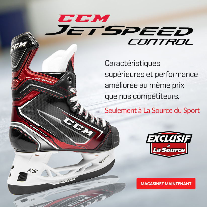 Shop The Source Exclusive CCM JetSpeed Control Hockey Skates Offering The Best Value In Hockey Skates In Canada, And Are Available At Your Local Source For Sports Hockey Store Near You.