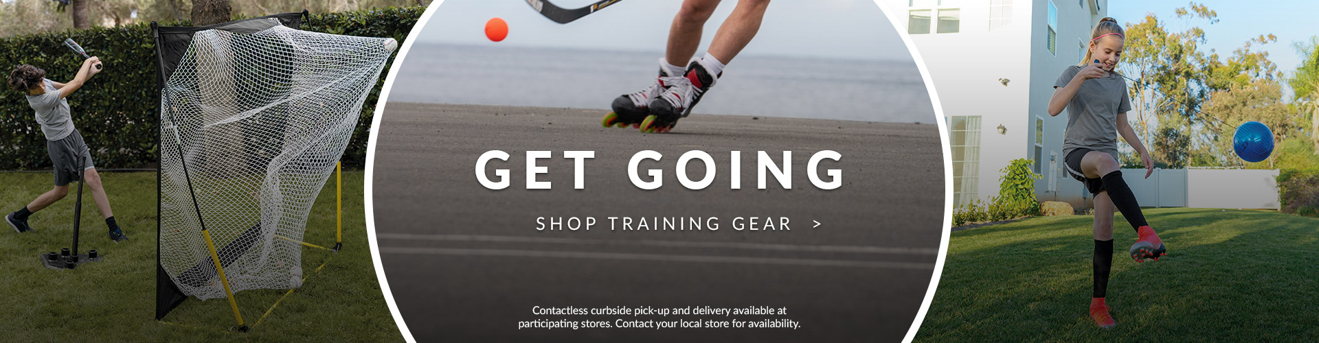 Shop Our Training & Fitness Equipment For Hockey, Baseball, Softball, Lacrosse, And Soccer This Spring At Your Local Source For Sports Store Near You.