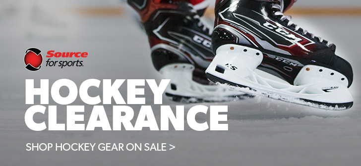 Shop All Hockey Clearance Gear. Get Everything You Need For The Season. Available In Store & Online At Source For Sports Hockey Stores Near You.