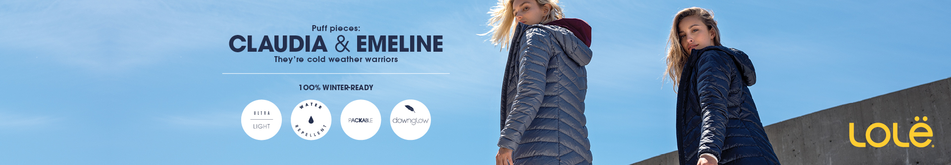 Shop Lole Athletic Women's Winter Jackets, Apparel, & Outerwear