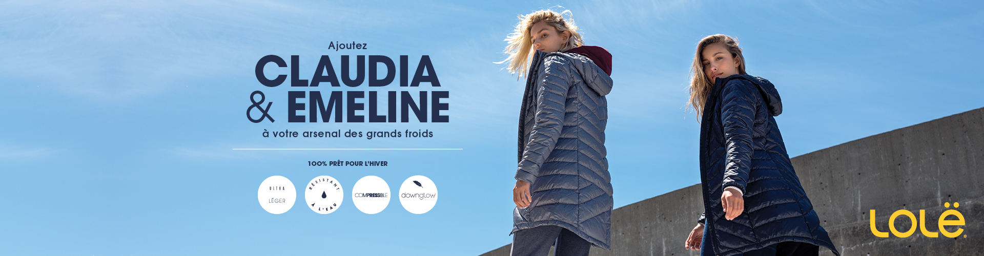 Shop Our Great Selection Of Lolë Active Women's Winter Clothing and Outerwear & Jackets Available For Sale At Source For Sports Stores Near You.