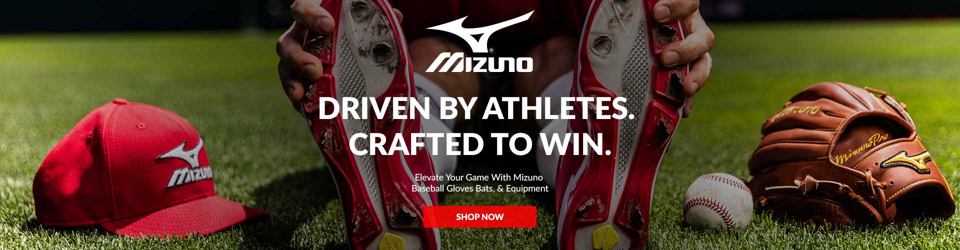 Shop Our Great Selection Of Mizuno Prospect Baseball Gloves and Wood Bats from Mizuno Baseball Available For Sale In Store and Online At Your Local Source For Sports Near You.