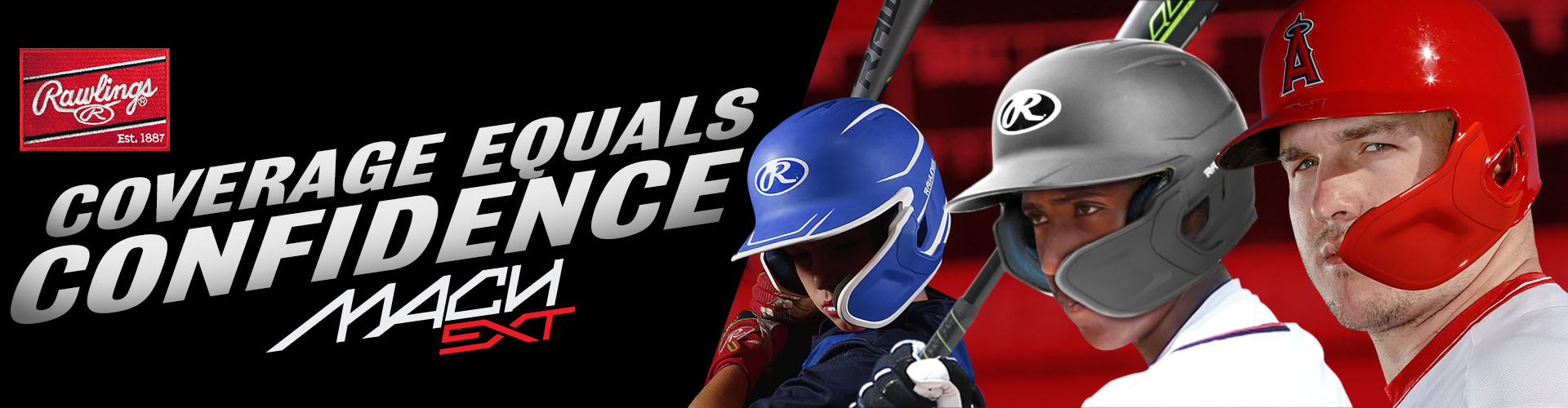 Shop The Rawlings Mach Baseball & Softball Helmet Available For Sale Online & In Store At Your Local Source For Sports Store Near You.