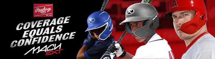Shop our wide selection of Rawlings MACH batting and baseball helmets and softball helmets available for sale at Source For Sports baseball stores near you.