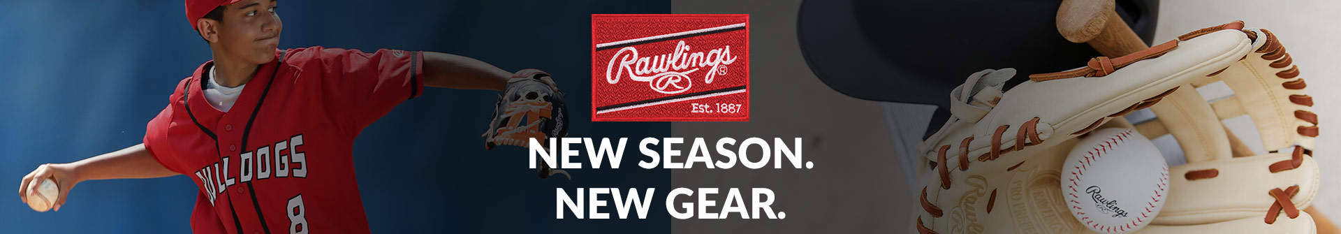 Browse our wide selection of Rawlings baseball gloves, baseball bats, and baseball equipment available for sale at Source For Sports