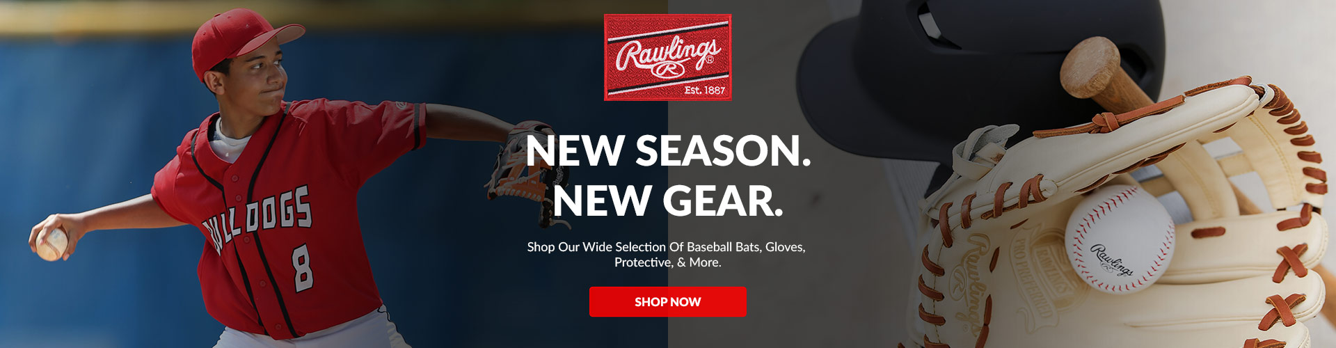 Shop Our Wide Selection Of Rawlings Baseball & Softball Bats, Gloves, Helmets, & More Ball Equipment Gear Available For Sale Online and In-Store At Source For Sports Stores Near You.
