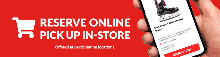 Shop Online or Reserve & Pick Up At Participating Source For Sports Stores.