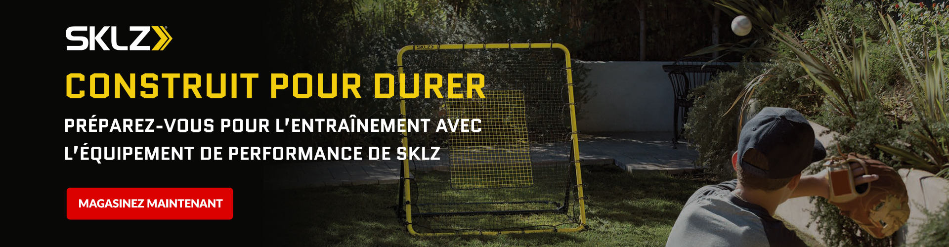 Train At Home Anytime With TRaining GEar From SKLZ Available For Sale At Your Local Source For Sports Store.