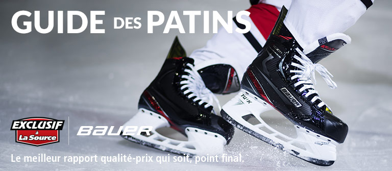 Check Out The Best Valued Hockey Skates From Bauer & CCM, And Learn More About Our Selection Of Exclusive Hockey Skates Available Only At Source For Sports.
