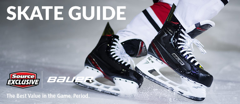 Check Out The Best Valued Hockey Skates From Bauer, And Learn More About Our Selection Of Exclusive Hockey Skates Available Only At Source For Sports.