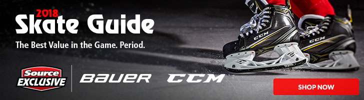 Hockey Skates from Bauer & CCM that offer the best value in hockey skates in Canada. Source Exclusive is only available for Sale at Source For Sports hockey stores.