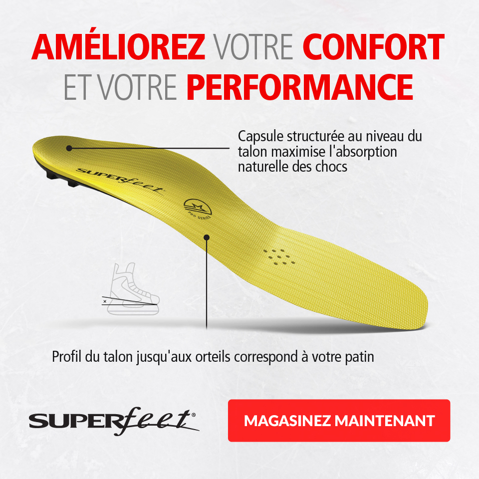 Shop Superfeet Carbon Pro Insoles for Hockey Skates Available For Sale At Your Local Source For Sports Hockey Store.