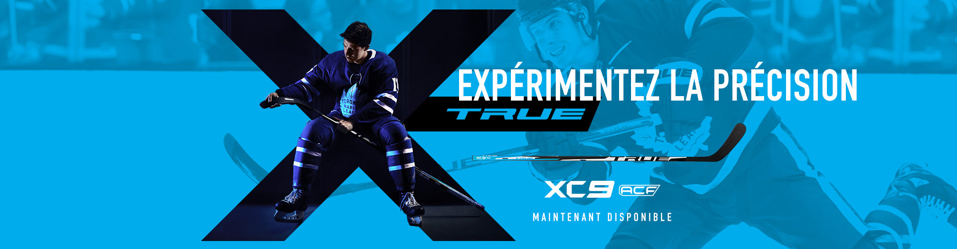Shop The True Hockey XC9, XC7, & XC5 Hockey Sticks Available For Sale At Your Local Source For Sports Store.
