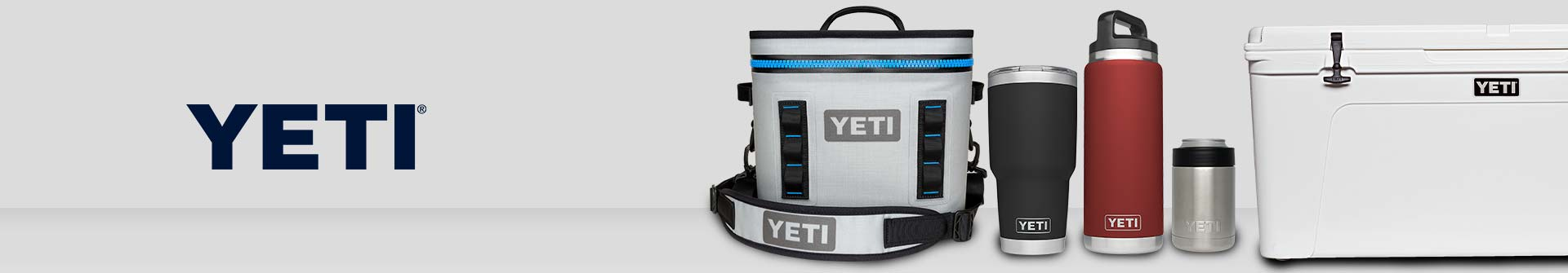 Shop our selection of YETI Premium Coolers & Drinkware available for sale today at your local Source For Sports near you.
