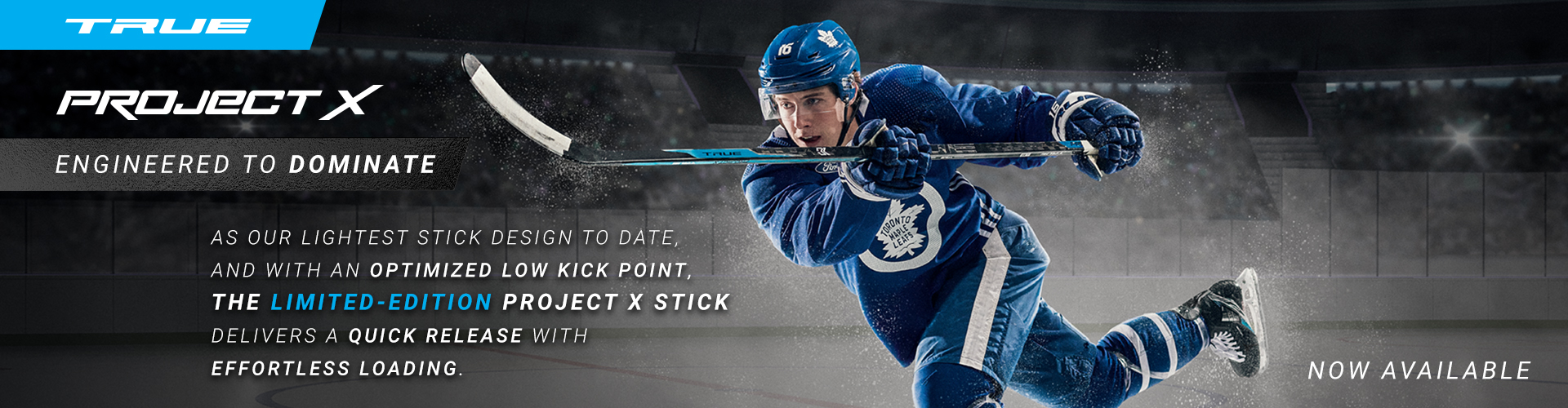 Get Back To Hockey & Shop the All-New TRUE Hockey Project X Sticks, Offering The Best Value For your Game. Let's Find What Fits Your Game This Season At Source For Sports.
