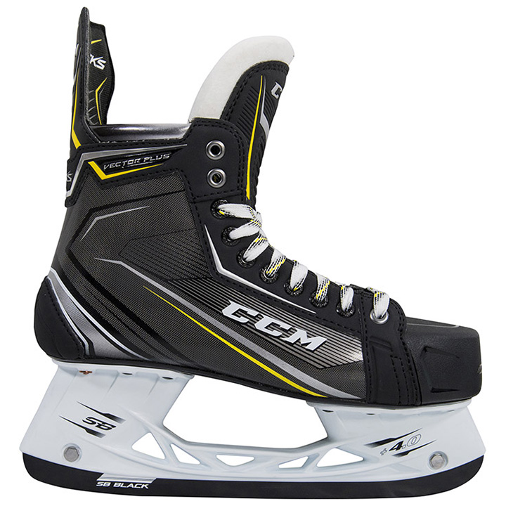 CCM Tacks Vector Plus Hockey Skates Are Based Off Of The CCM Tacks 9070 Hockey Skates & Offer Great Value.