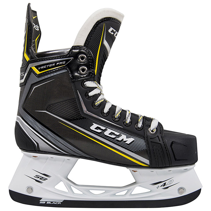 CCM Tacks Pro Hockey Skates Are Based Off Of The CCM Tacks 9080 & Include Great Value.