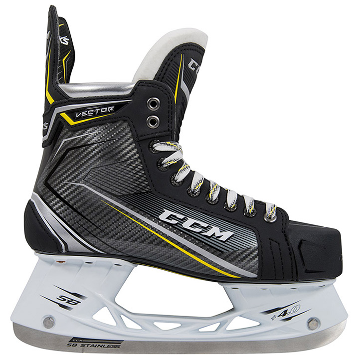 CCM Tacks Vector Hockey Skates Are Based Off Of the CCM Tacks 9060 Hockey Skates & Offer Great Value.