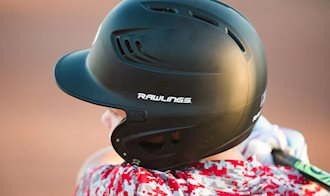 Rawlings Coolflo Batting Helmet | Source For Sports