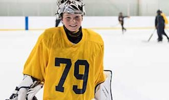 Tips for Handing the Stress of Being a Goalie: Nothing Else Matters | Source For Sports