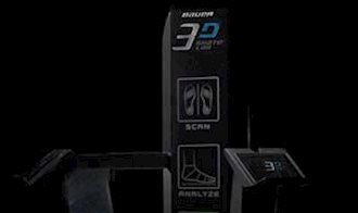 Find the BAUER 3D Skate Lab Foot Scanner at your local Source For Sports hockey store.