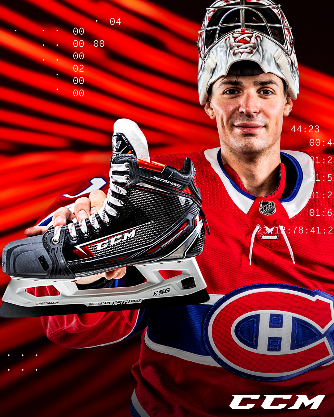 CCM JetSpeed FT2 Hockey Goalie Skates Carey Price | Source For Sports