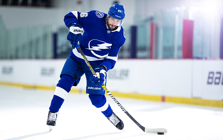 Bauer Supreme 2S Pro Hockey Stick, Nikita Kucherov | Source For Sports