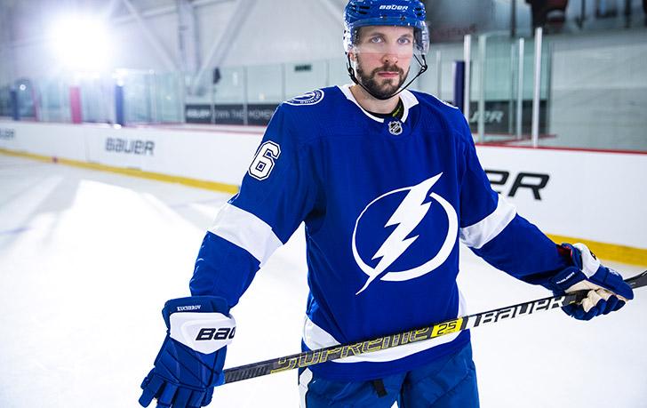 Bauer Supreme 2S Pro Hockey Stick, Nikita Kucherov | Source For Sports